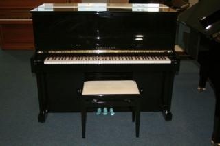 Karl Lang Klavier Modell F-120 schwarz poliert