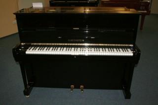 Bechstein Klavier Modell 12A schwarz poliert