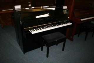 Kawai Klavier Modell CX-4 schwarz poliert