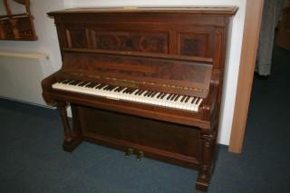 Ibach Klavier Modell 132 Wurzelholz