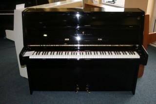 Steinway & Sons Klavier Modell Z-114 Baujahr 1983 schwarz poliert