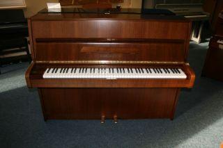 Bechstein Klavier Modell 12n Nussbaum