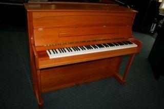 Ibach Klavier Modell C-118 Kirschbaum Baujahr 1992