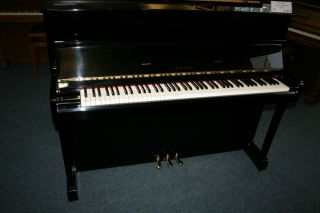 Kawai Klavier Modell CS14 schwarz poliert