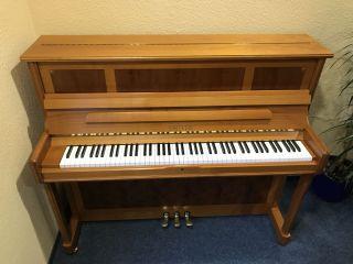 Sauter Klavier Modell 120 Baujahr 1990