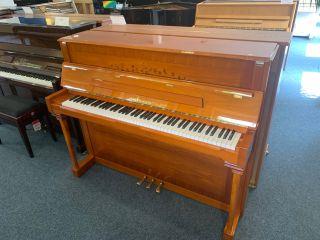 Seiler Klavier Modell 116 Kirschbaum