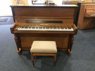 Seiler Klavier Modell 122 Bell Arte Kirschbaum satiniert