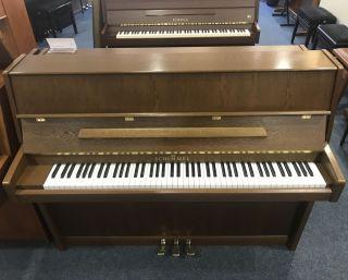 Schimmel Klavier Modell 112 Eiche