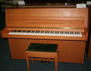 Yamaha Klavier Modell B-1 Buche hell