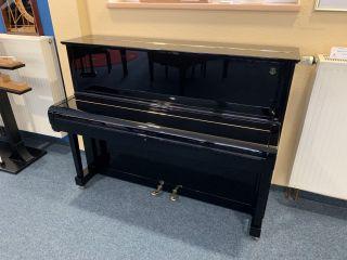 Steinway & Sons Klavier Modell Z schwarz poliert